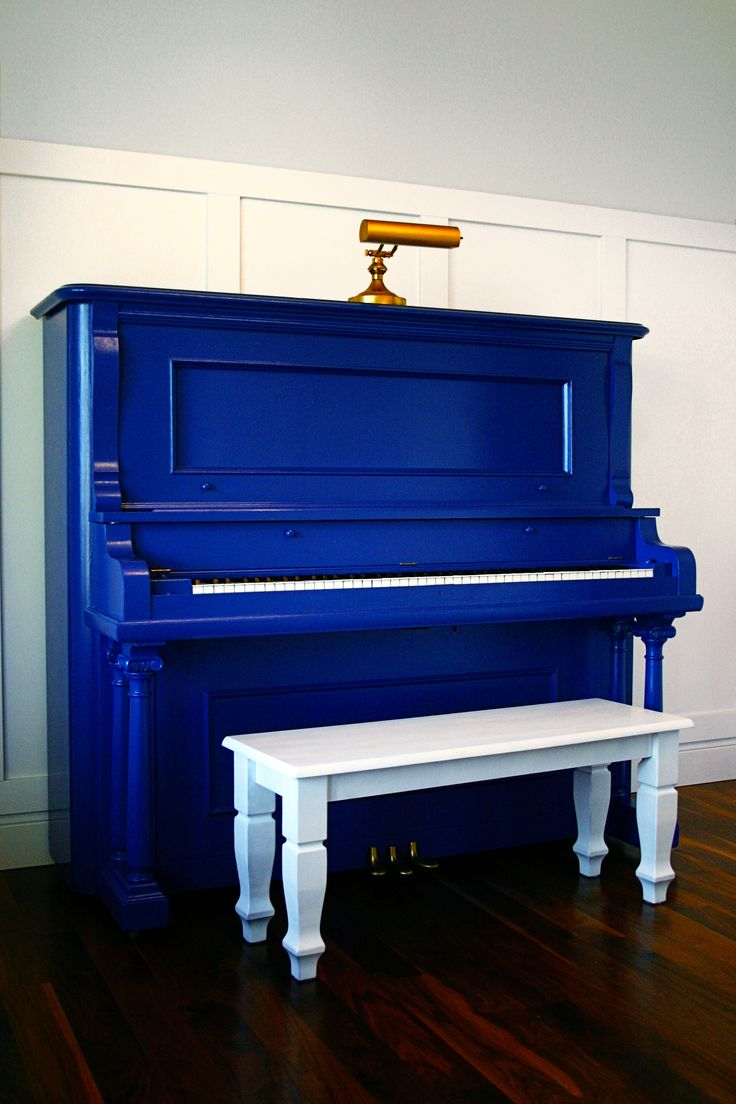 Many times in Streetcar Named Desire is there a blue piano mentioned. It is always playing music and many times in the setting before the narrator speaks there is a mentioning of a blue piano and music being played.