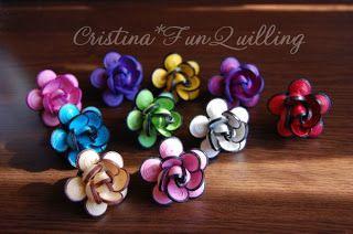Cristina Fun Quilling