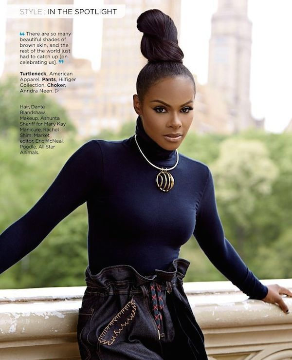 Tika Sumpter @ Essence magazine glamazons-blog-2