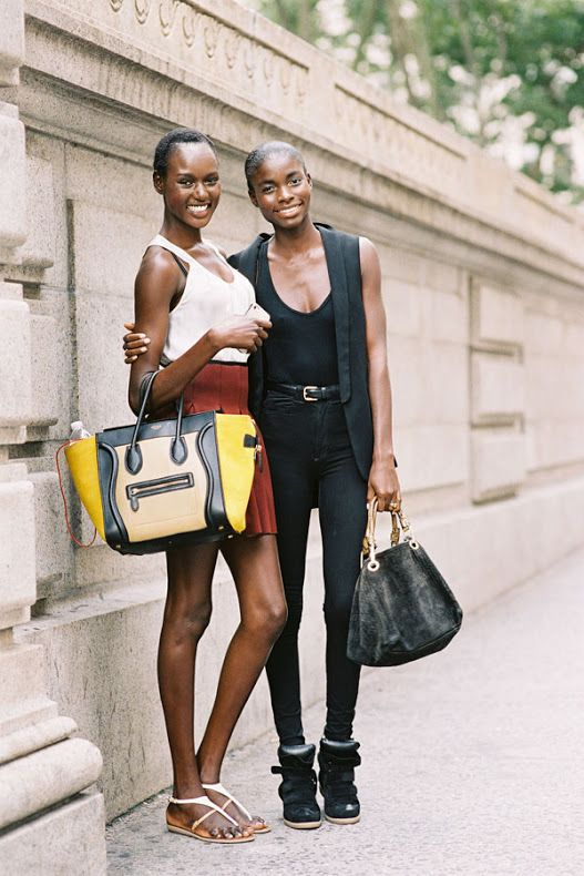 Fridays were made for Friends. Coveting Celine bags no less. #Vanessajackman