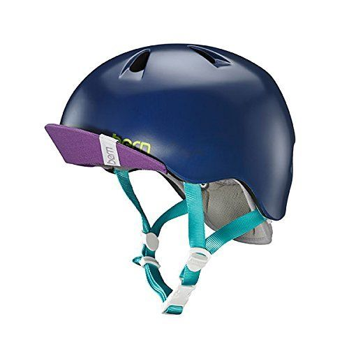 BERN's Junior series is the new standard for little riders – no other kids helmet looks like it proportionally fits their smaller head. A thinner certified foam called Zip mold finally delivers the kind of style kids deserve just like the adults!       Famous...