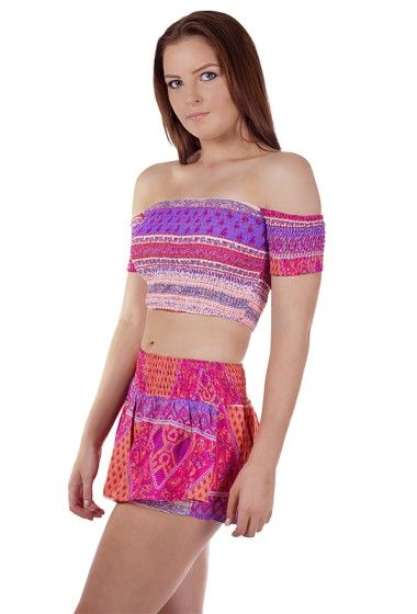 Playful Summer Shorts- Shop Only at- A$36.50. Limited Stock. Shop Now!