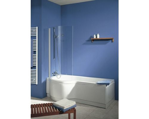Badewanne Schulte D5017-5 1700x910/700 mm links bei HORNBACH kaufen