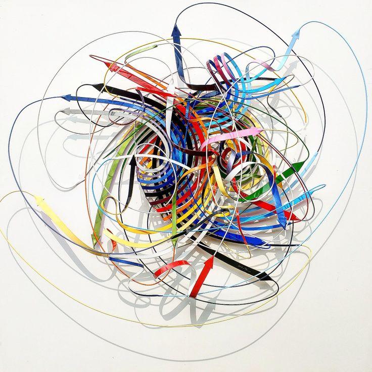 #sculpture#jeon yong hwan#transferming cycles