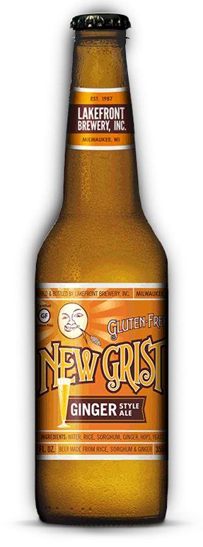 New Grist Ginger Bottle-Gluten Free | Beautiful beer ...