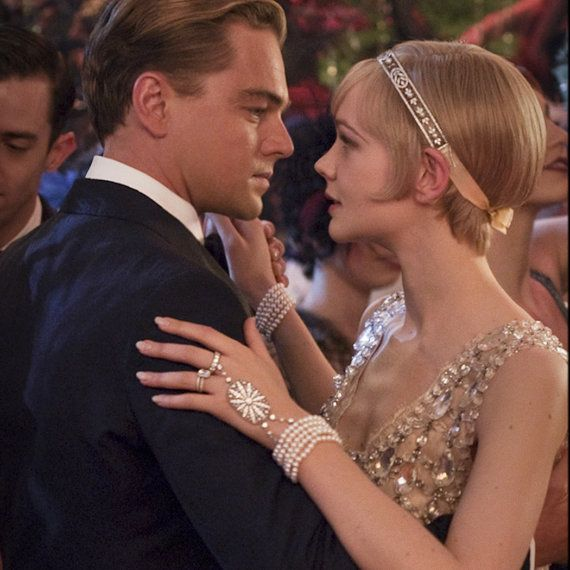 1920s hair style 74 best gatsby glam images on bridal 2273