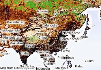 Resources | East Asia in Geographic Perspective