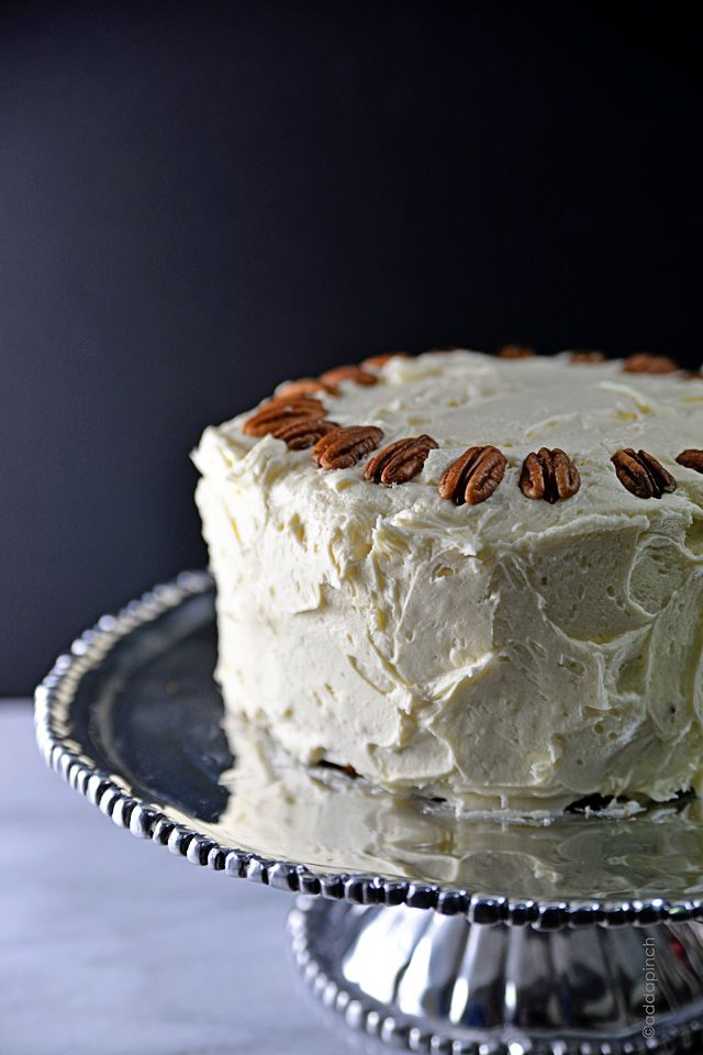 Hummingbird Cake is a classic, Southern cake recipe perfect for serving at so many special occasions or when entertaining. Get this heirloom Hummingbird Cake recipe for your next event.