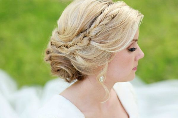 Wedding Hairstyles for Long Hair and Short Hair - Wedding Hairstyle Ideas