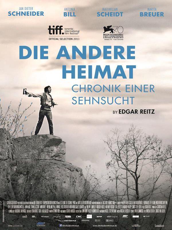 Die andere Heimat : Chronik einer Sehnsucht - Edgar Reitz