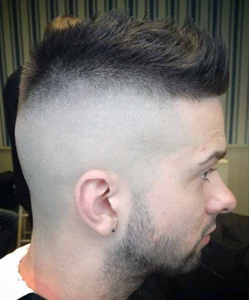 High Fade Man S Haircut Amp Hair Style Pinterest Signs