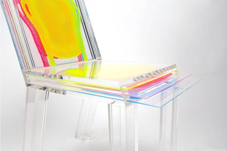 Sohyun Yun designs customizable layer chair