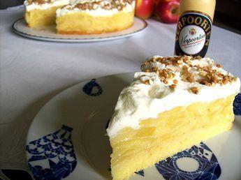 Apfeltorte mit Verpoorten Original Eierlikör – Kuchenrezepte mit Eierlikör