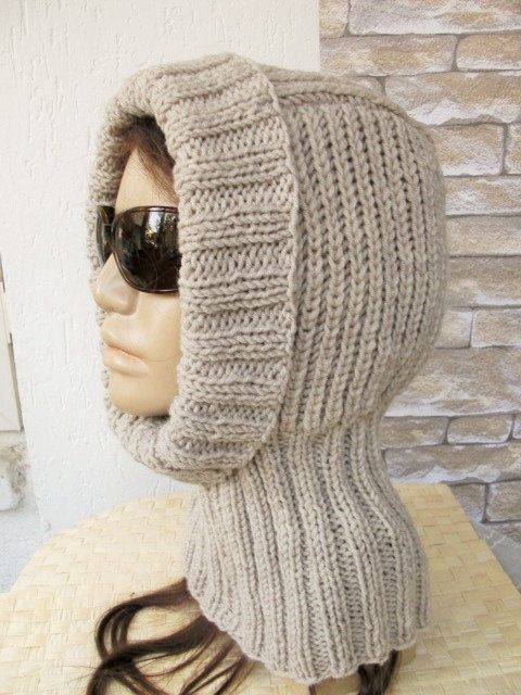 Ladies Balaclava Knitting Pattern : 85 best Balaclava images on Pinterest Knit crochet, Knitting patterns and S...