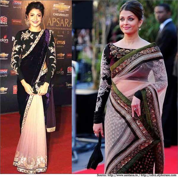 Bollywood Sarees   Bollywood Replica Saree   Bollywood Designer Sarees