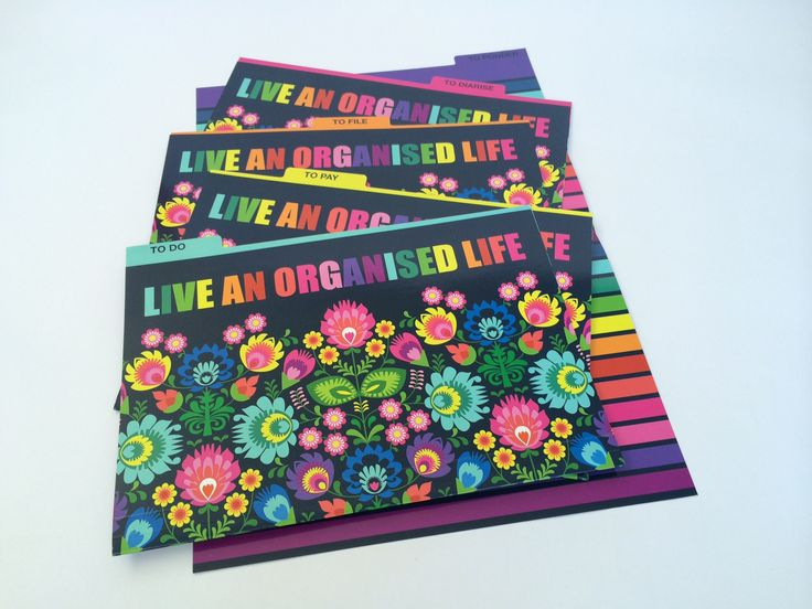 Personalised Folders -  Available online at www.macaroon.co.za