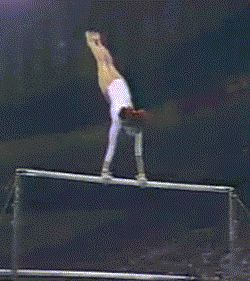 The Most Rarely Done Difficult Bars Dismount (GIF) « WOGymnastika