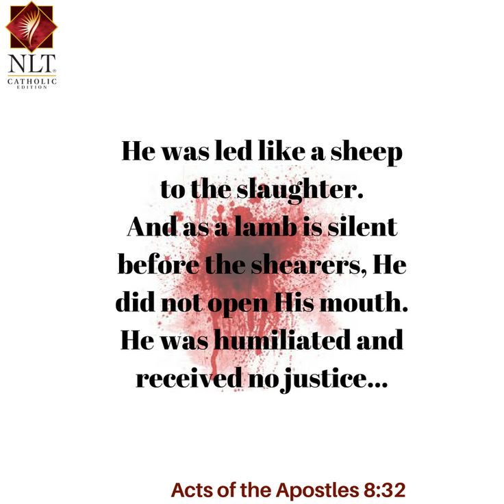 How did Jesus react to being unjustly accused? Silently. He was humiliated and received no justice... He did it for you. He did it for me.