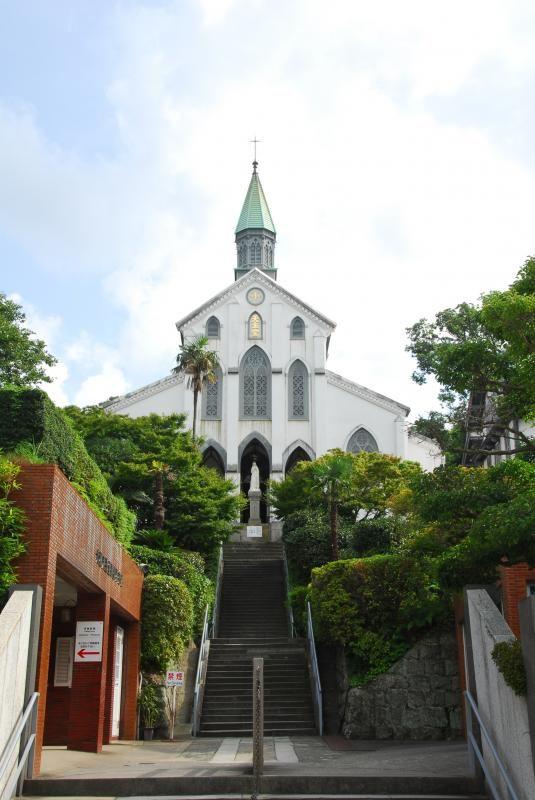 Oura Cathedral, Nagasaki City Nagasaki City Churches