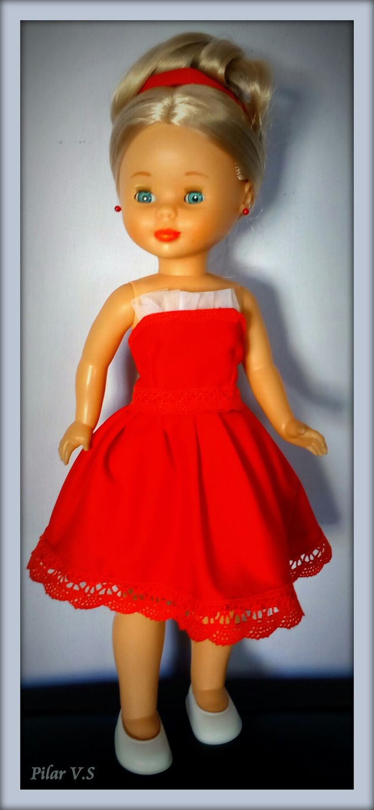 Vestido fiesta Nancy