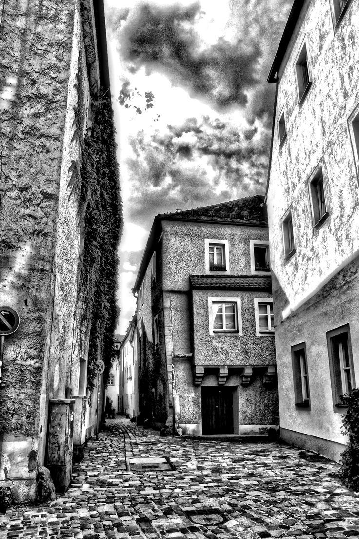 Townscape by AngelEowyn