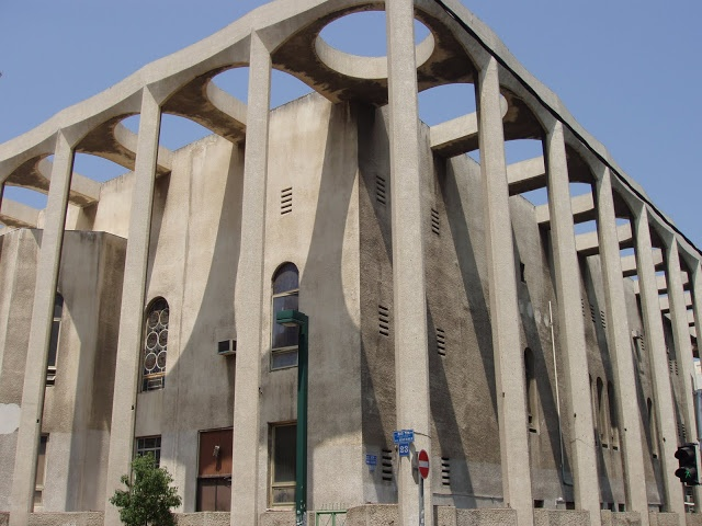 The Well-Appointed Catwalk: Israeli Design Part 3: Architecture