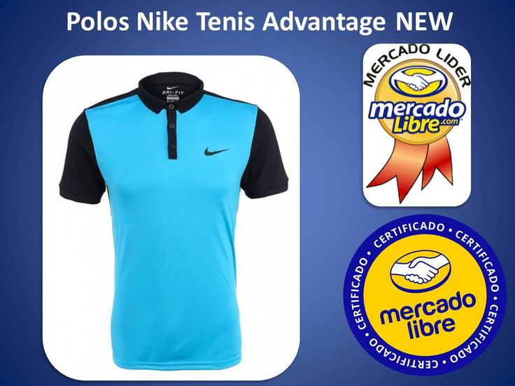 Deportivos Fair Play: Polos Nike Tenis Advantage