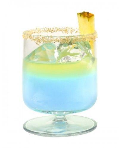 HPNOTIQ Hurricane  (*3 oz. HPNOTIQ    *1-2 oz. Citrus Flavored Rum    *Splash of Fresh Lime Juice    *Splash of Club Soda and garnish with a pineapple)