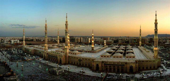 Nabawi at Madinah al Munawarah