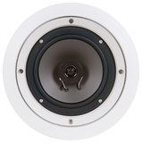 """SpeakerCraft - WH6.1R 6-1/2"""" 2-Way In-Wall Speakers (5-Pack) - White, ASM94611-5"""