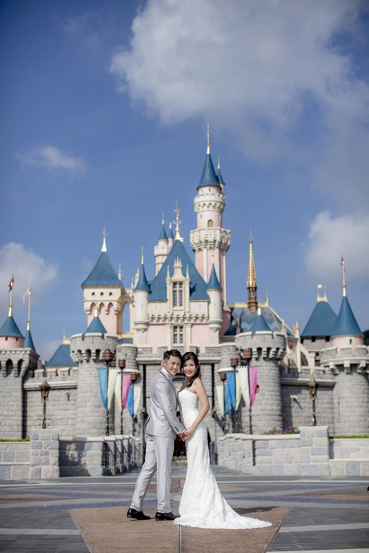 Weddings at disney parks and resorts - A Destination Wedding At Hong Kong Disneyland Sounds Like Quite The Adventure