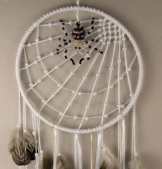 Dream catcher Dreamcatcher Wedding decor by MagicalSweetDreams