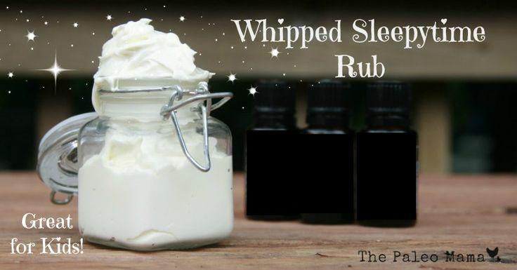 Whipped-Sleepytime-Rub