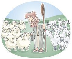 This free Bible lesson is based on Matthew 25:31-46 where Jesus describes the separation of sheep and goats.  It is designed for children's church or Sunday School. Please modify as best fits your …