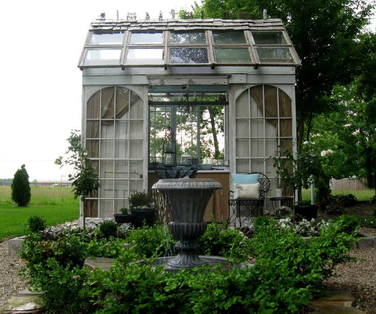 greenhouseBuckets Lists, Secret Life, Gardens Greenhouses, Dreams Greenhouses, Donna Reynes, Tinker House, Dreams Gardens, Vintage Life, The Secret
