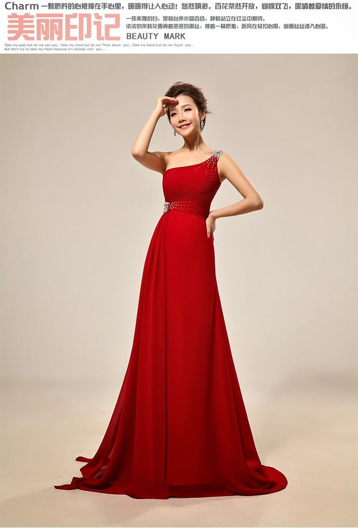 34 best Clothes images on Pinterest | Evening gowns, Red colour ...