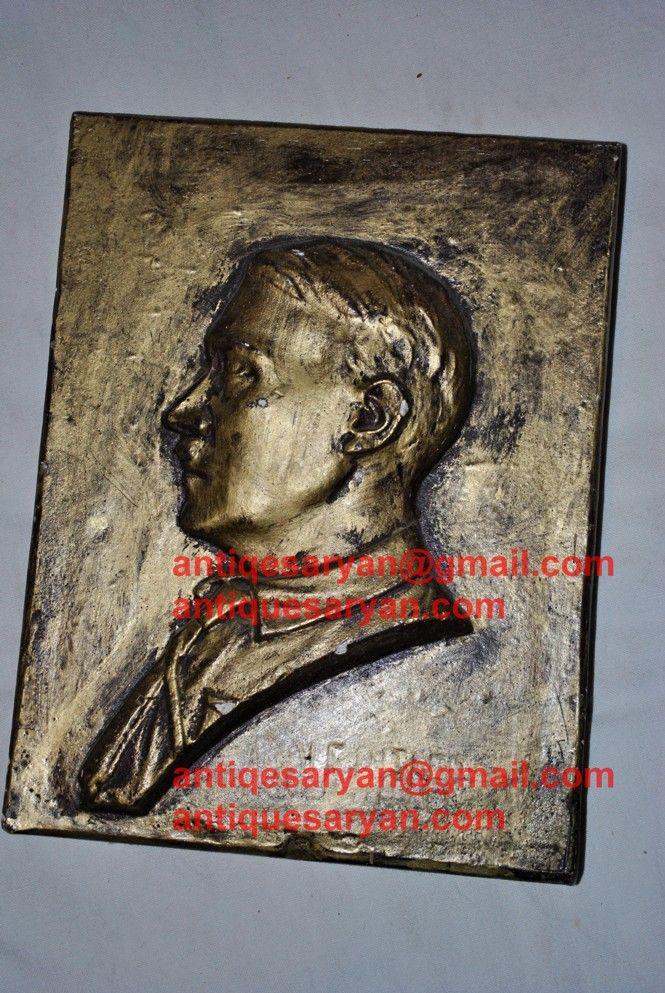 adolf hitler plaque for sale