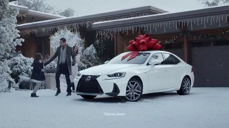 Lexus December to Remember: Santa Cam TV Commercial ad advert 2016  Lexus TV Commercial • Lexus advertsiment • December to Remember: Santa Cam • Lexus December to Remember: Santa Cam TV commercial • This holiday, if you're going to wish … wish big. The December to Remember Sales Event is going on now at your Lexus dealer.  #Lexus #car #Toyota #BMW #Audi #cars #LFA #Automotive #RCF #supergt #AbanCommercials