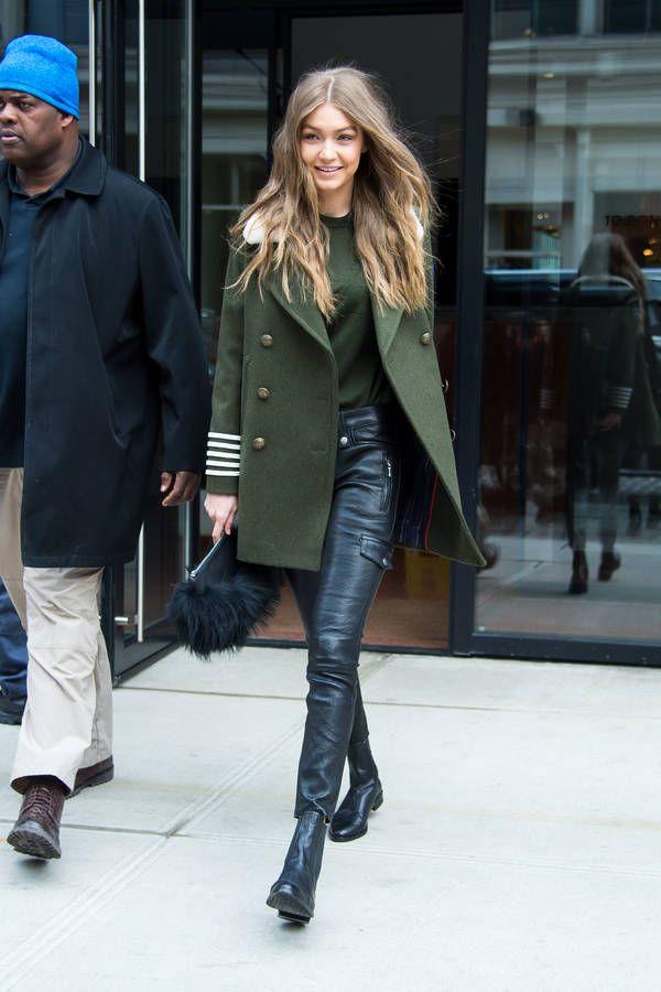 Les 25 plus beaux looks de Gigi Hadid