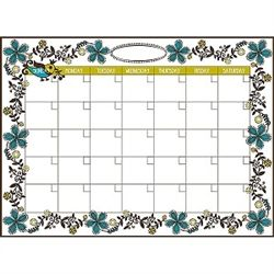 WILL NEED  Anya Monthly Calendar - Peel N Stick - Cool Decor That's Useful