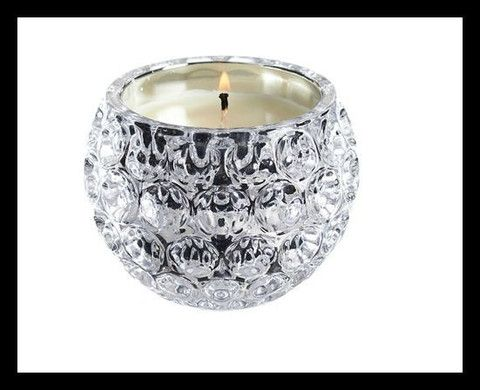Sparkle Glow Scented Candle