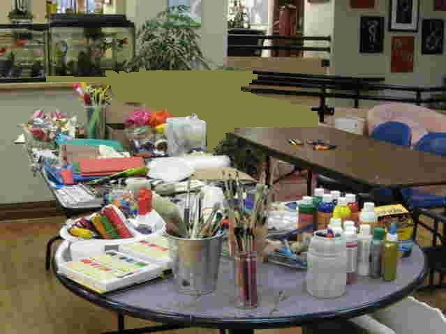 Art Therapy Internship Site: Youth Shelter, Toronto | Flickr - Photo Sharing!