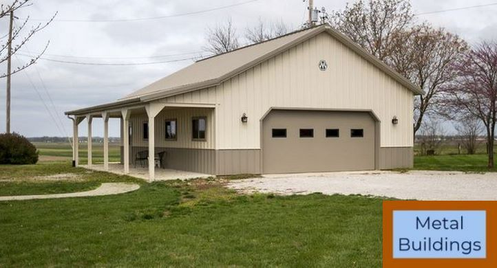 Steel Building Prices Real Prices Business Owners Paid And Corrugated Metal Wall Pole Barn Homes Metal Building Homes Metal Buildings