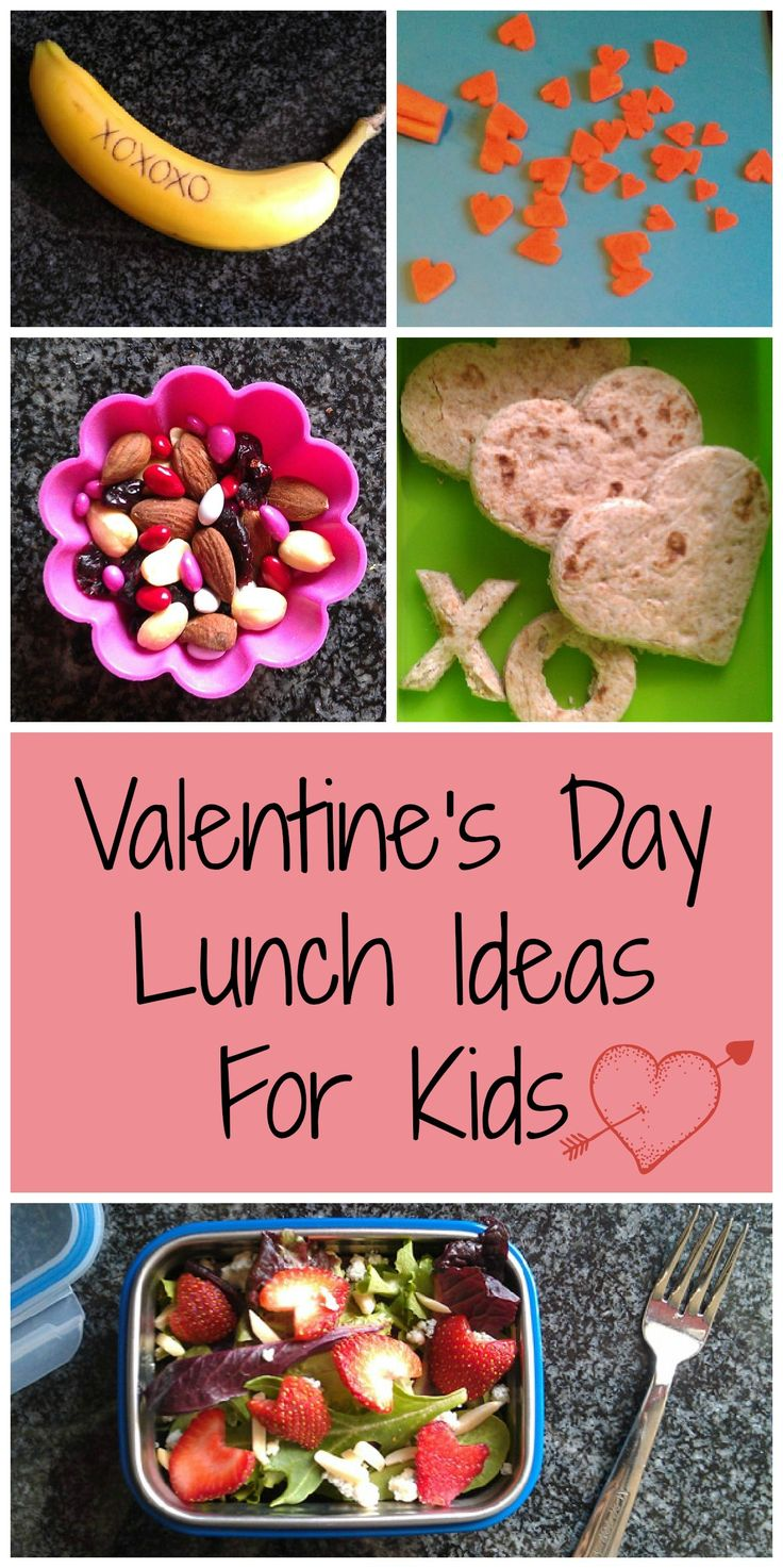 Evolving Mommy: Valentine's Day Lunch Ideas for Kids