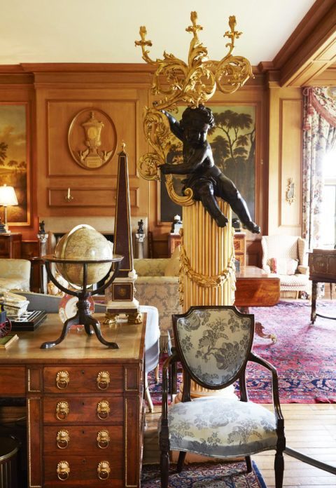 Read More About Shopping For Antiques In A British Royal Residence On  @1stdibs | Http