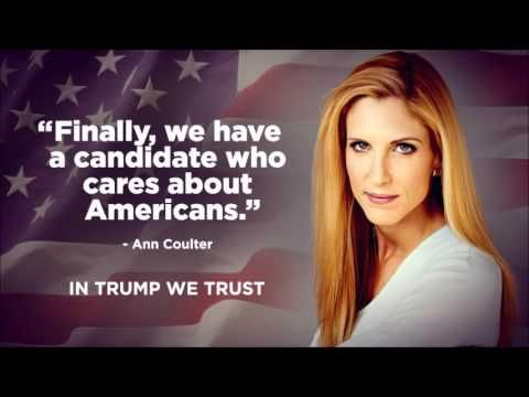 Ann Coulter on 790 KABC-LA (10/13/2016)