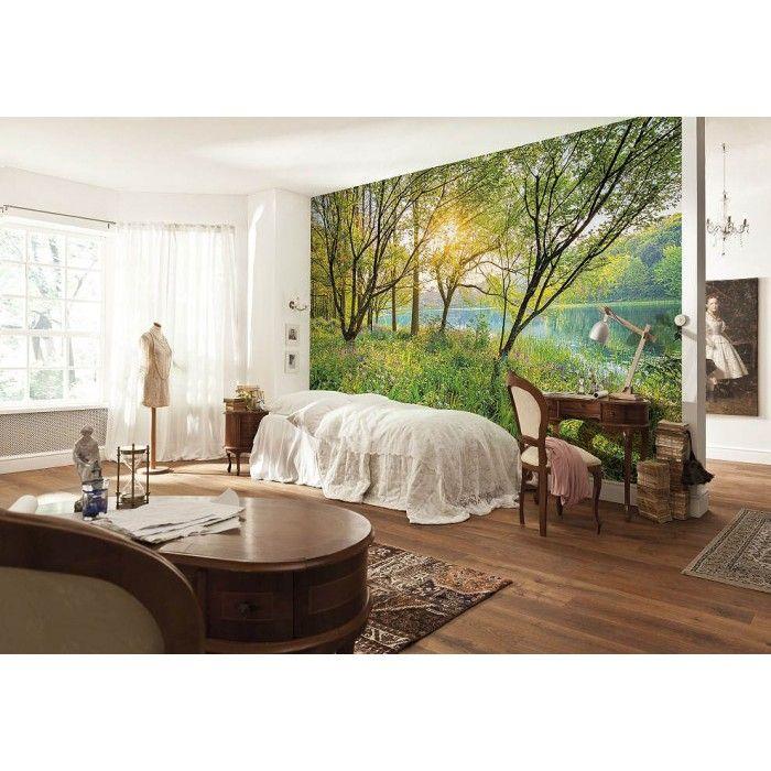 poster mural gant tapisserravivez votre pice avec ce poster aux couleurs dun matin de printemps cette affiche grand format sapplique sur votre - Poster Mural Grand Format
