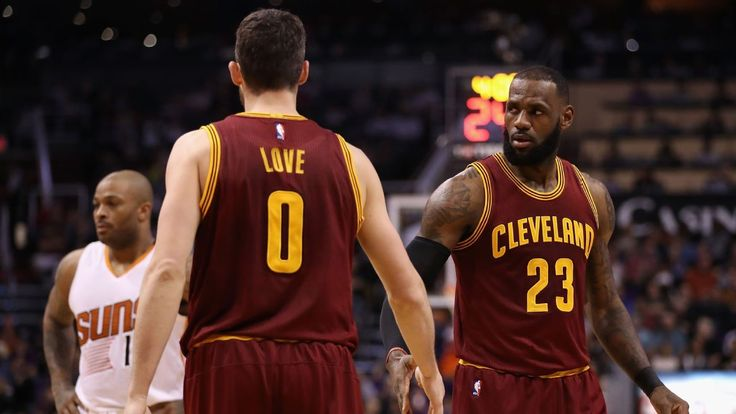 WHEN BIG 3 SHOULDER THE LOAD, CAVS WIN LeBron James scored a team-high 28 points with eight boards Sunday, followed by Kryie Irving's 27 points and Kevin Love's double-double (25 points, 10 rebounds). It's the third time in three seasons each scored 25 points in a game, all of them wins. (ESPN Stats & Info)
