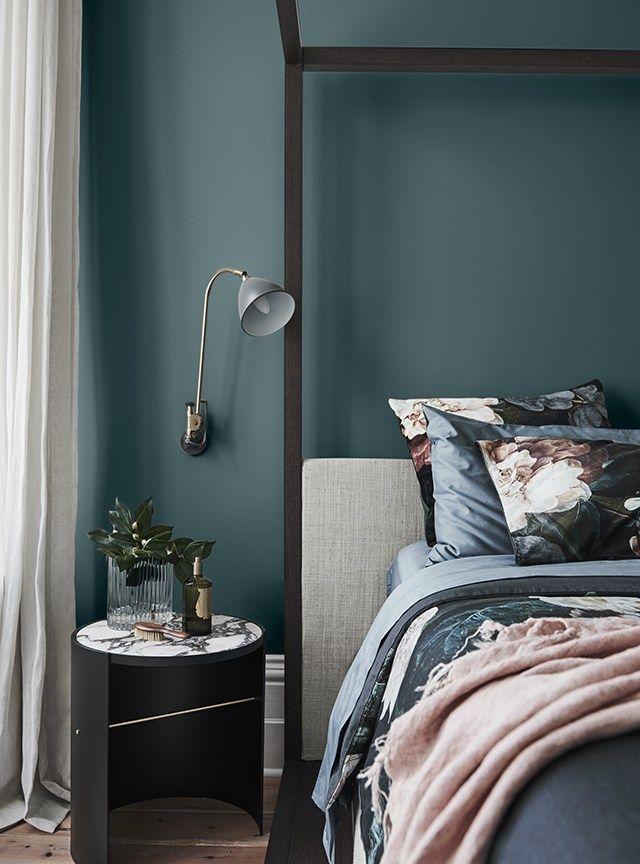 4 Color Trends 2019 Dulux Australia Home Decor Bedroom
