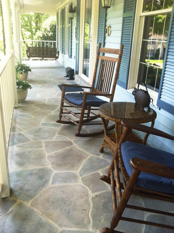 Wouldn't you want to hang out in such a lovely patio? We offer a variety of stamped concrete patterns to choose from. CALL (615) 822-7134 for more info.  Sundek of Nashville 1661 Stokley Ln Old Hickory, TN 37138 (615) 822-7134